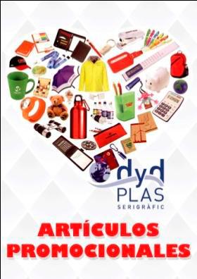 CATÁLOGO DE ARTÍCULOS PROMOCIONALES