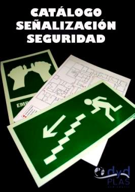 CATÁLOGO SEÑALIZACIÓN SEGURIDAD